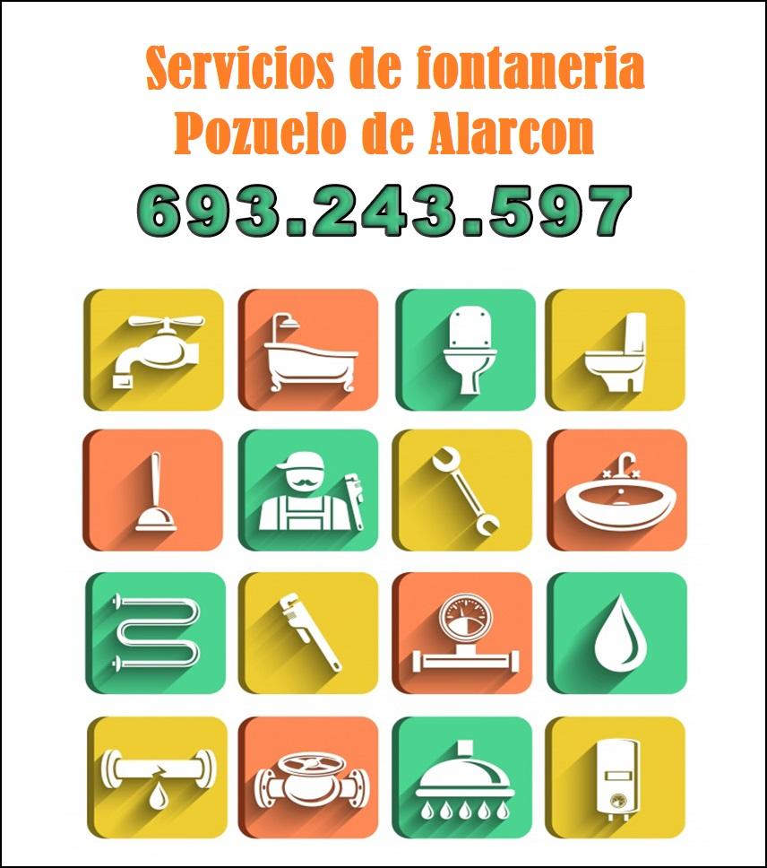 servicios de fontaneria en pozuelo